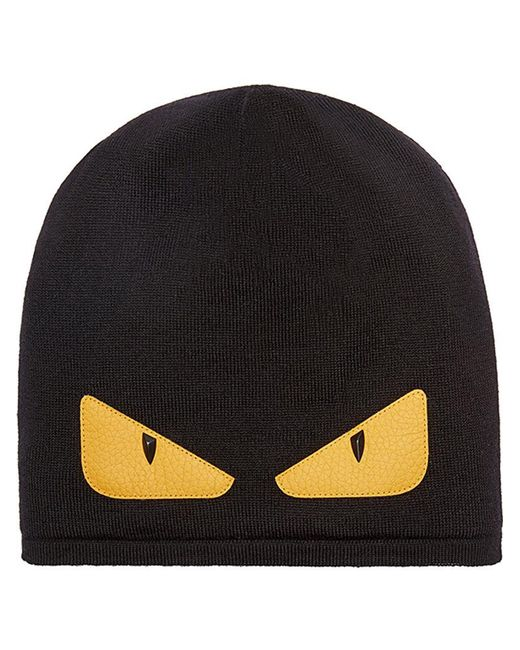 0bd5509a6b4c7 Fendi Hat Hat in Black for Men - Lyst