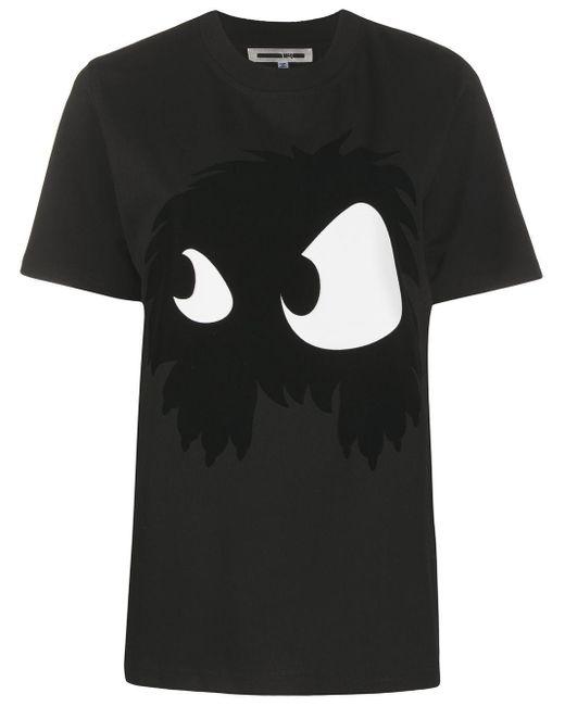 McQ Alexander McQueen グラフィック Tシャツ Black