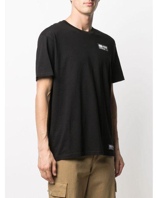 メンズ Blood Brother Turnpike コットン Tシャツ Black