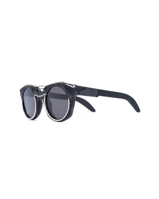 Kuboraum Black Mask U6 Sunglasses