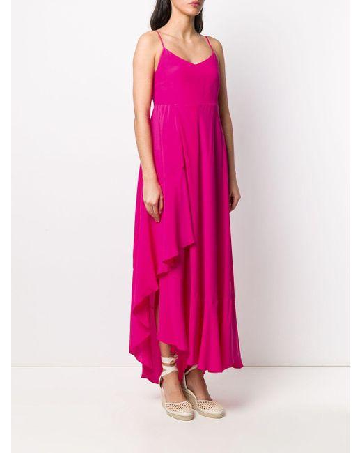 Twin Set スリップドレス Pink