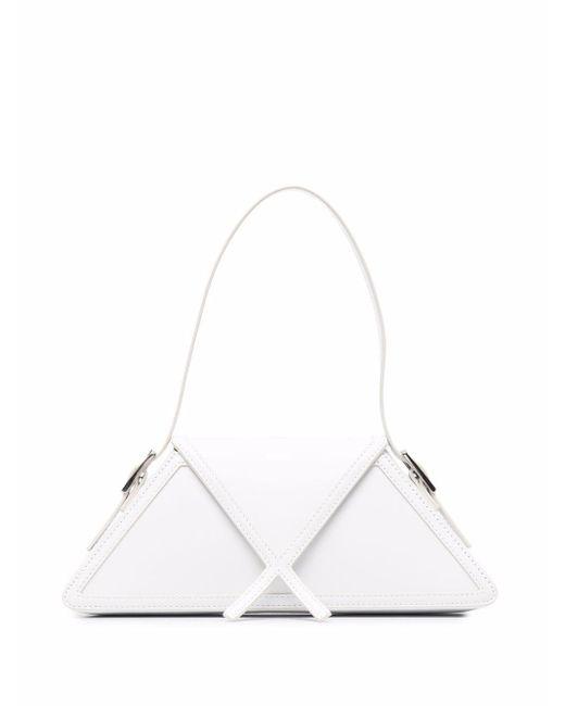 Coperni White Mini Bluetooth Bag