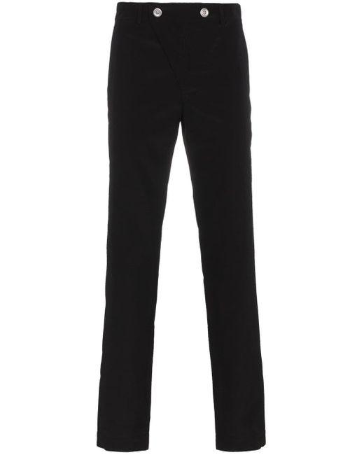 メンズ Mackintosh 0002 チノパンツ Black