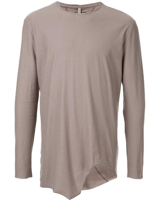 First Aid To The Injured - Gray Laminae T-shirt for Men - Lyst
