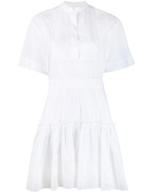 Chloé シャツワンピース White