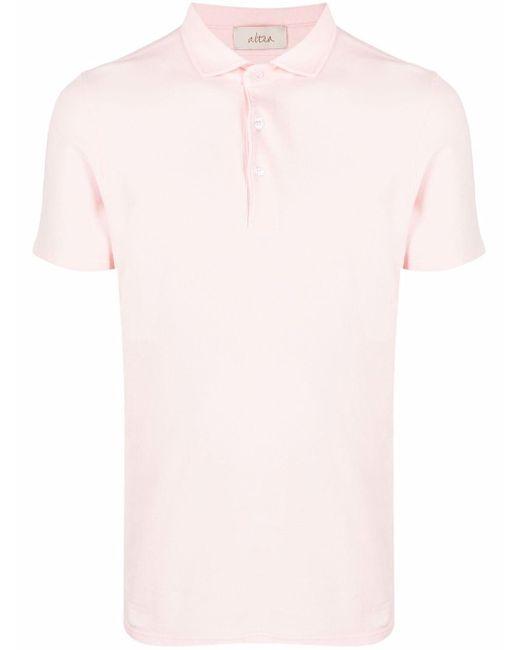 メンズ Altea ポロシャツ Pink