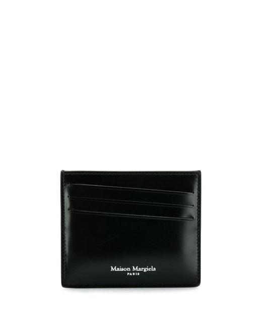 メンズ Maison Margiela カードケース Black