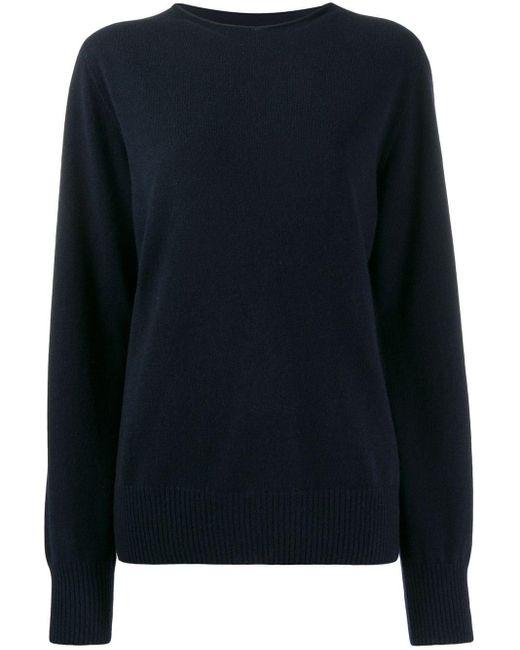 Maison Margiela オーバーサイズ セーター Blue