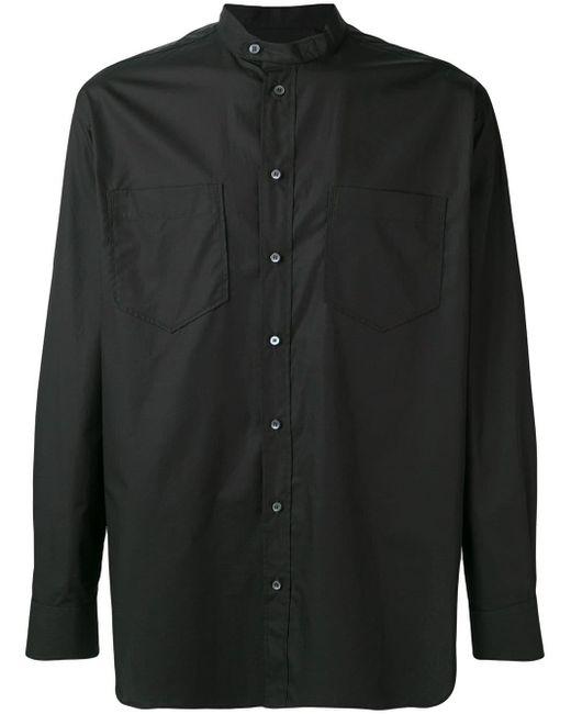 メンズ Dolce & Gabbana オーバーサイズ シャツ Black