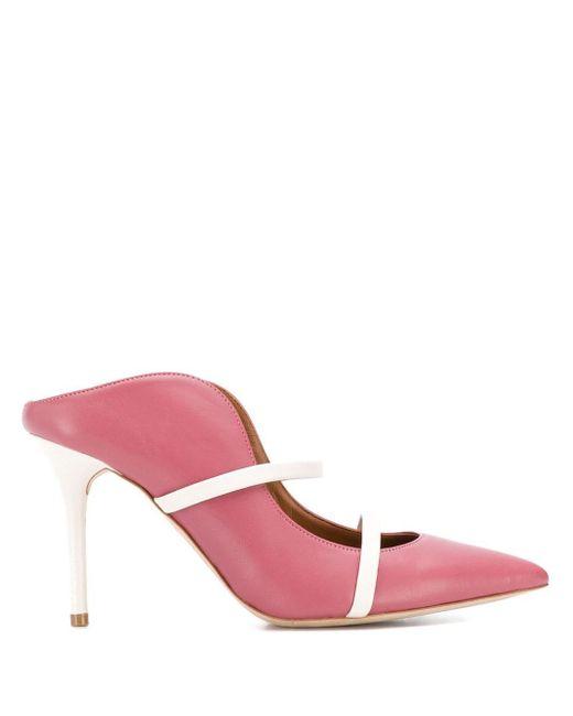 Malone Souliers Maureen 85 パンプス Pink