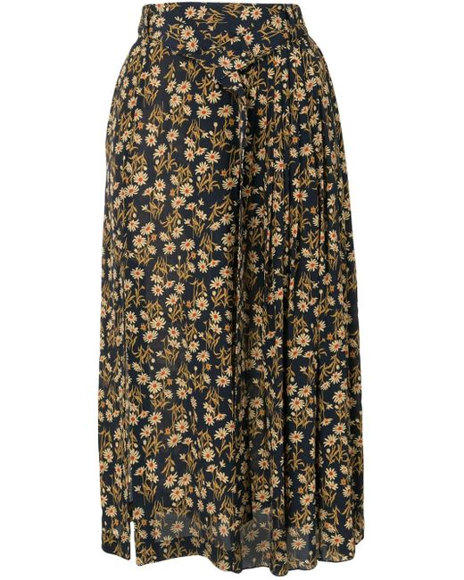 N°21 フローラル スカート Multicolor