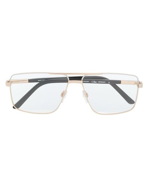 メンズ Cazal 7077 眼鏡フレーム Multicolor