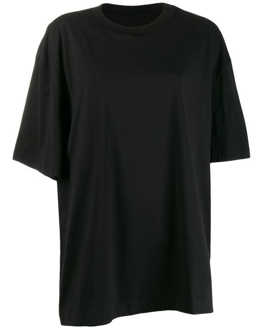 Maison Margiela オーバーサイズ Tシャツ Black