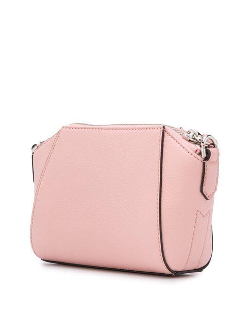 Маленькая Сумка Через Плечо Antigona Givenchy, цвет: Pink