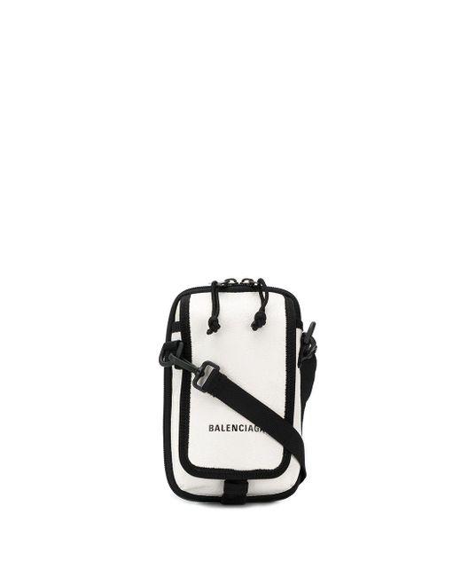 Сумка Через Плечо Explorer Balenciaga для него, цвет: White