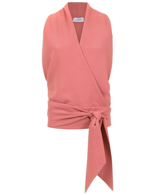 Olympiah Lucca トップ Pink