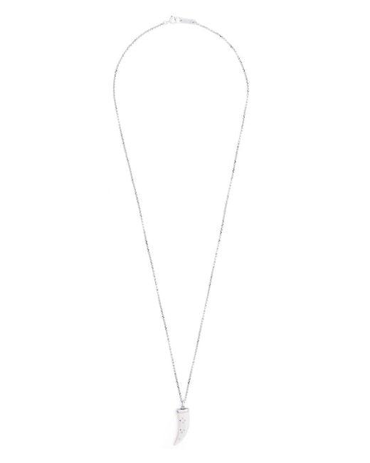 Collier Aimable à pendentif Isabel Marant en coloris Metallic