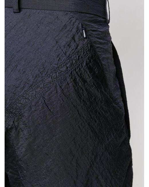 メンズ Raeburn Parasuit ストレートパンツ Blue