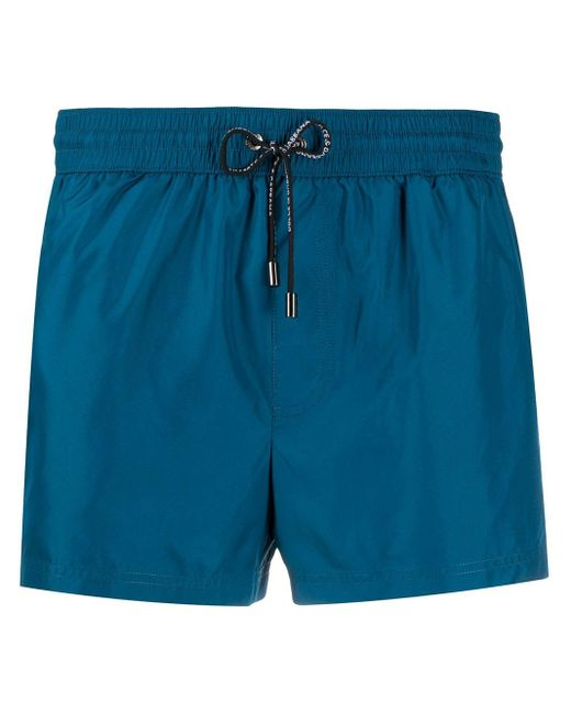 メンズ Dolce & Gabbana トランクス水着 Blue