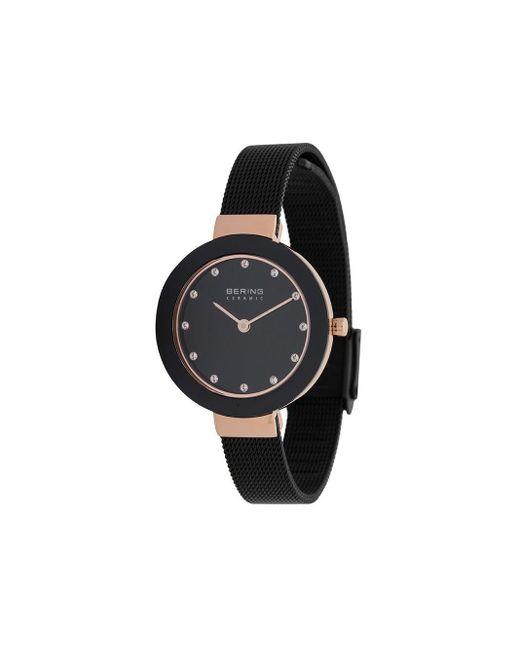 Bering Milanese 腕時計 Black