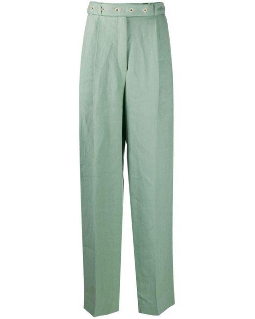 Pantaloni affusolati di Mrz in Green