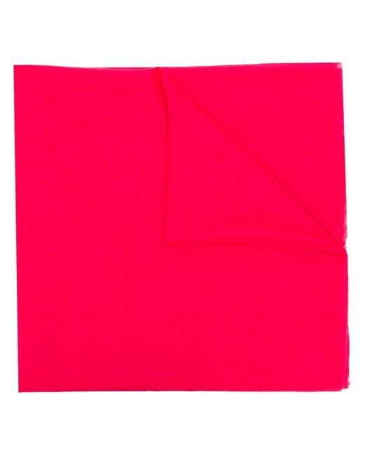 Faliero Sarti Divina スカーフ Pink