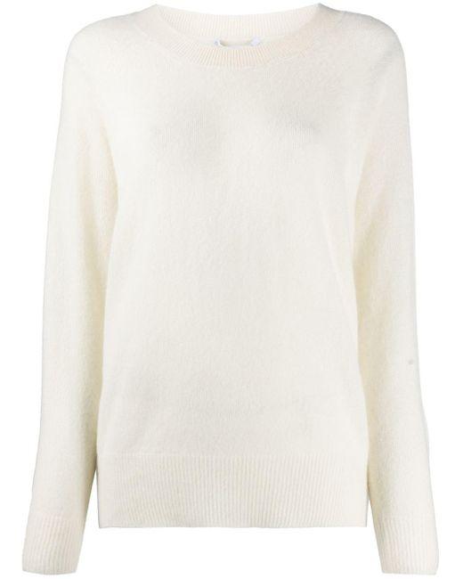 Agnona ファインニット セーター Multicolor