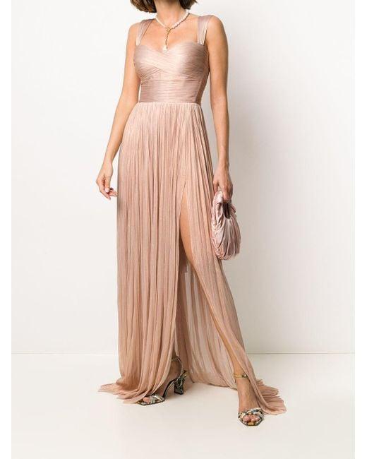 Maria Lucia Hohan Kesia プリーツ ドレス Pink