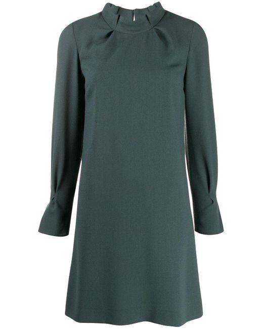 Goat Elodie Dress Green