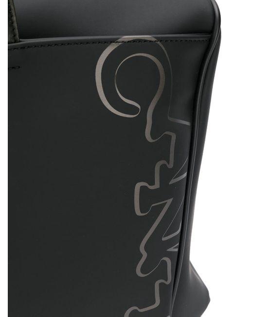 Дорожная Сумка С Логотипом Canali для него, цвет: Black