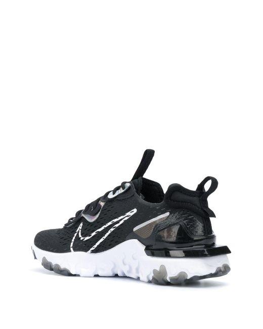 Nike React Vision Ess スニーカー Black