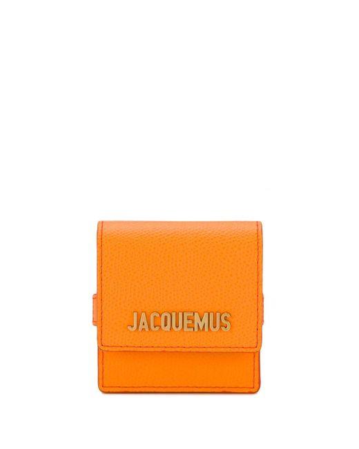 Jacquemus Le Sac ブレスレットバッグ Orange