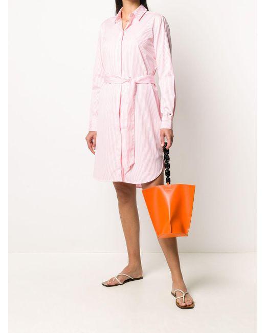 Tommy Hilfiger タイウエスト ドレス Pink