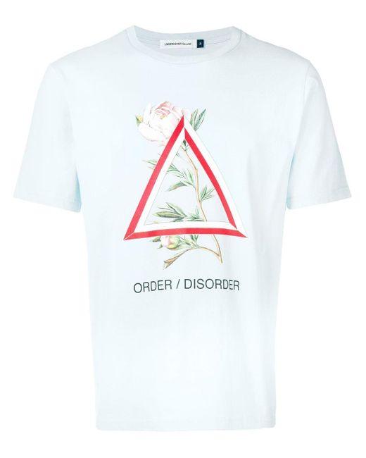 メンズ Undercover プリント Tシャツ Multicolor