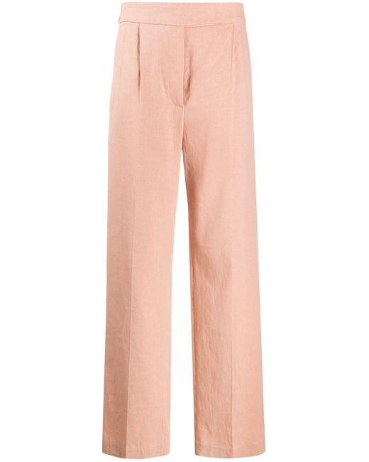 Brunello Cucinelli テーラードパンツ Pink