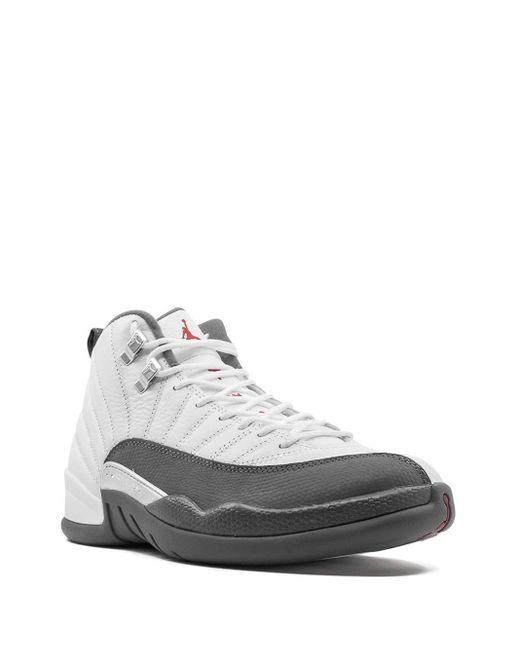 メンズ Nike Air 12 Retro スニーカー Gray