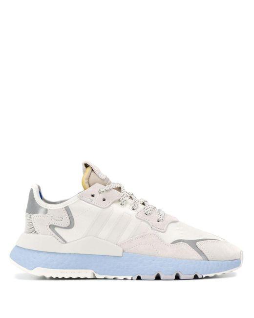 Adidas Nite Jogger スニーカー White