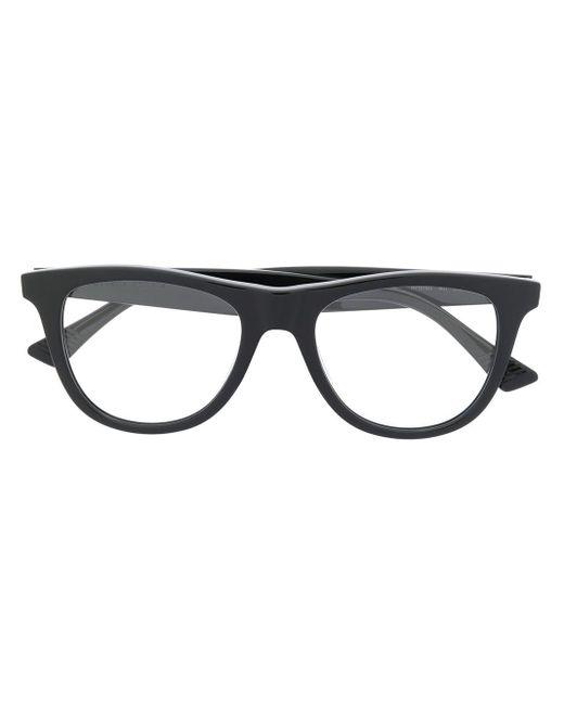 Bottega Veneta スクエア眼鏡フレーム Multicolor