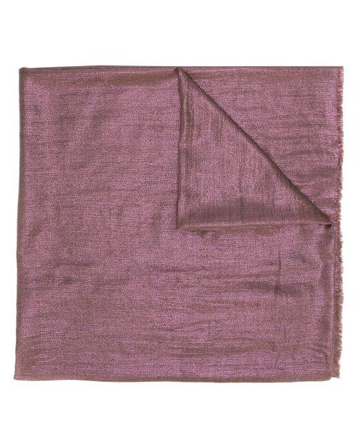 Brunello Cucinelli オーバーサイズ スカーフ Multicolor