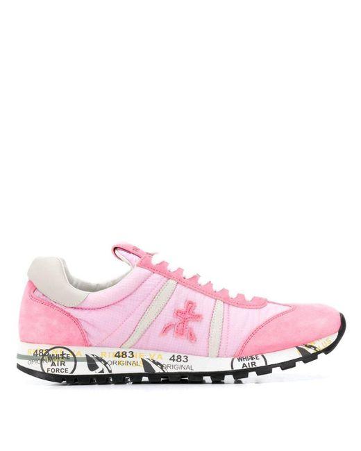 Кроссовки 'lucy' Premiata, цвет: Pink