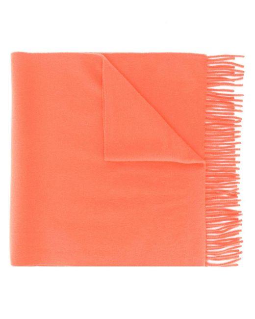 Acne Canada Nr New スカーフ Orange