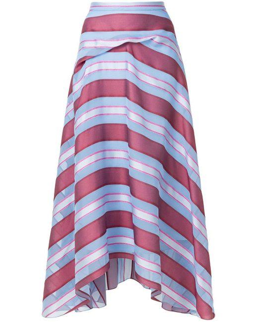 Sies Marjan ストライプ スカート Multicolor