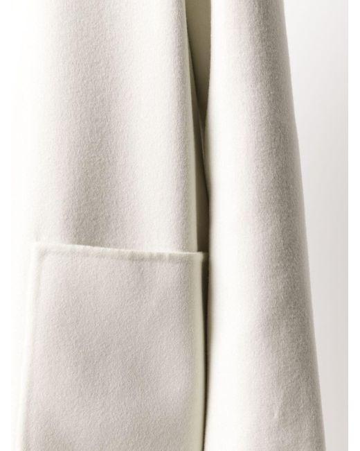 Manzoni 24 シングルコート White