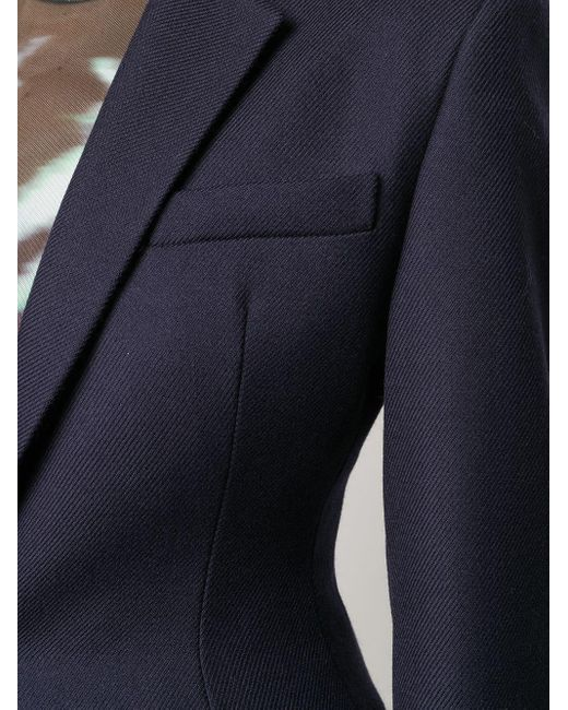 Alexander Wang テーラード シングルジャケット Blue