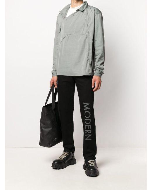 メンズ A_COLD_WALL* シャツジャケット Gray