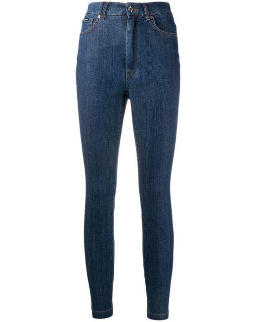 Dolce & Gabbana スキニージーンズ Blue