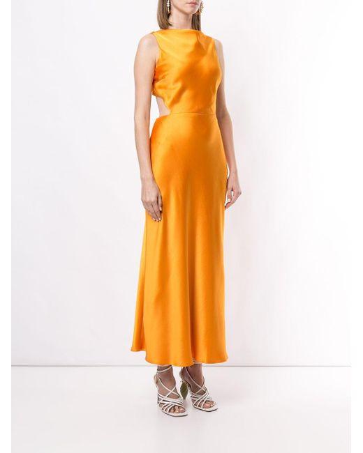 Ronni Nicole Women/'s Bronze Size 4 Sleeveless Coin Fashion dress NWT