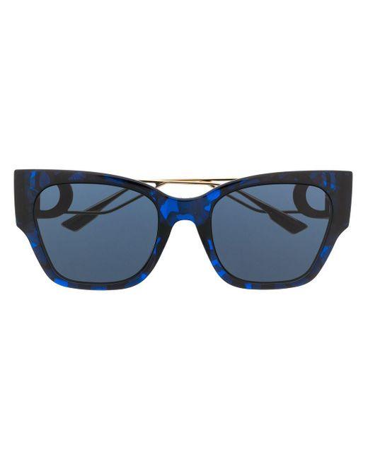 Солнцезащитные Очки 30montaigne В Оправе 'кошачий Глаз' Dior, цвет: Black