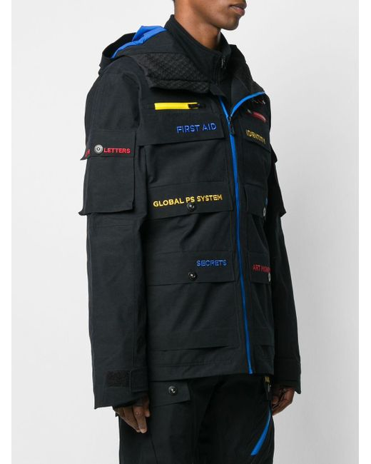 Rossignol X Jean-Charles de Castelbajac Skijacke in Black für Herren