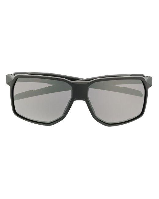 メンズ Oakley Silver サングラス Black